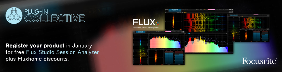 January Plug-In Collective | Rimmers Music | Blog