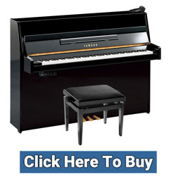 Yamaha Silent Pianos at Rimmers Music