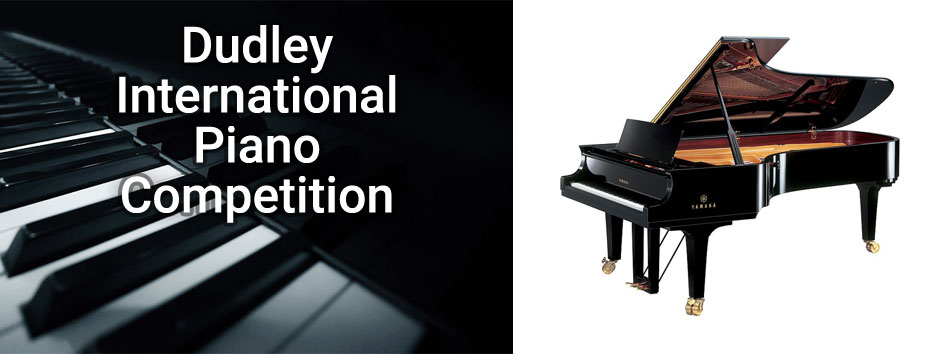 Dudley International Piano Competition | Rimmers Music | Blog