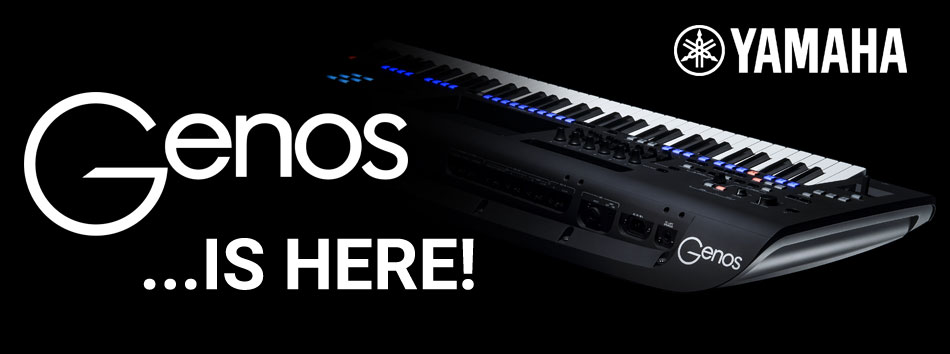 Yamaha Genos Is Here! | Rimmers Music | Blog