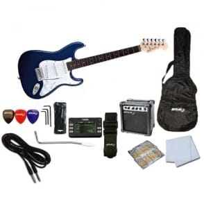 Spur  STC Beginner Electric Guitar Pack | Jewel Blue