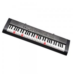 Casio LK120 - A great keyboard for beginners which is available from Rimmers Music