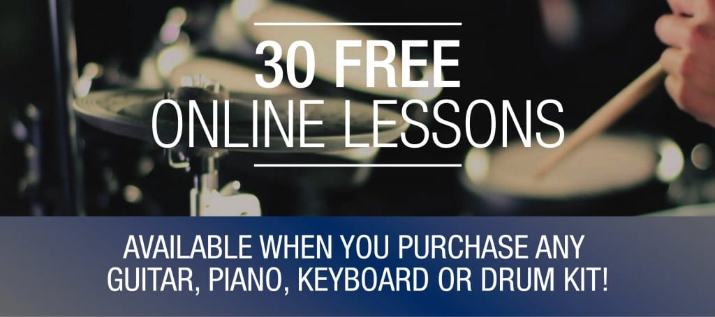 30 Free Musical Instrument Lessons! | Rimmers Music | Blog