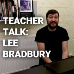 Teacher Talk With Lee Bradbury at Rimmers Music