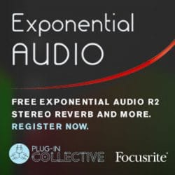 Exponential Audio Plug In For Focusrite at Rimmers Music