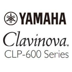 Yamaha CLP 600 Series at Rimmers Music