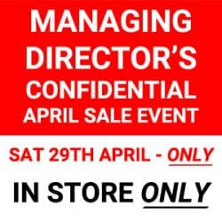 Managing Director's Confidential at Rimmers Music