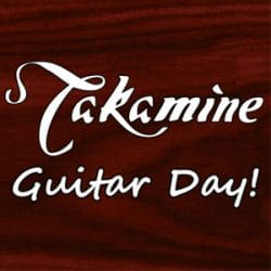 Takamine Guitar Day at Rimmers Music Leyland