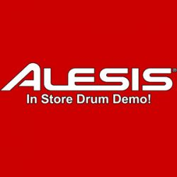 Alesis Strike Pro Day at Rimmers Music Liverpool