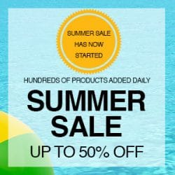 Summer Sale at Rimmers Music