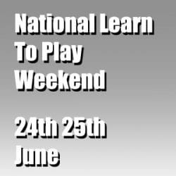 National Learn To Play Weekend At Rimmers Music