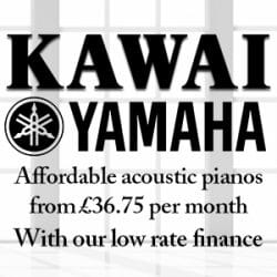 Affordable Yamaha & Kawai Pianos at Rimmers Music