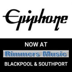 Epiphone in stock at Rimmers Music