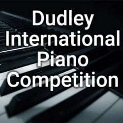 Dudley International Piano Festival at Rimmers Music