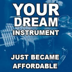 Yiur Dream Instrument at Rimmers Music