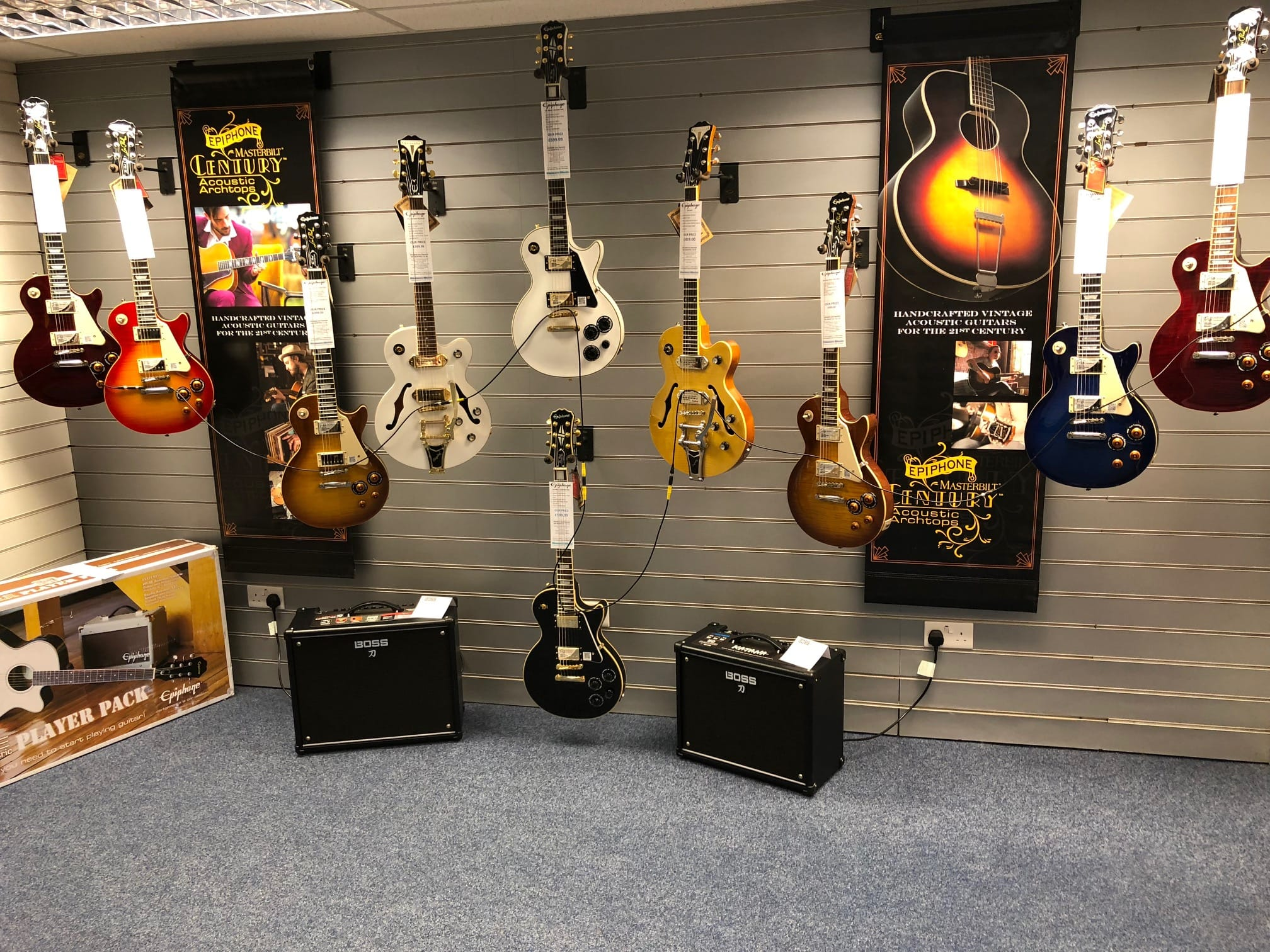 Epiphone Guitars | Rimmers Music | Blog