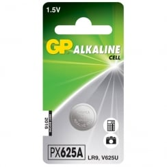 GP Battery 1.5V alkaline photo cell type LR9 (PX625A)