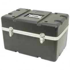 Chord ABS 12 microphone flight case