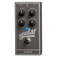 Aguilar AGRO Bass Overdrive Pedal | APAG