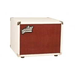 "Aguilar Bass Speaker Cabinet DB Series 12"" No Tweeter White Hot"