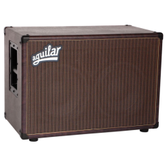 Aguilar Bass Speaker Cabinet DB Series 2x10 Chocolate Thunder