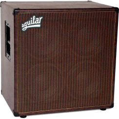 Aguilar Speaker Cabinet DB Series 4x10 Chocolate Thund | DB410CT4