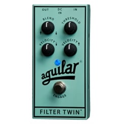 Aguilar Twin Dual Envelope Bass Filter Pedal | APFT
