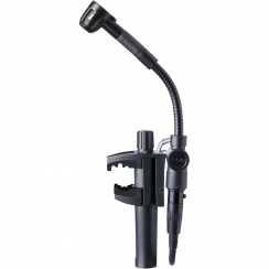 AKG C518 M Miniature Clamp On Condenser Instrument Microphone