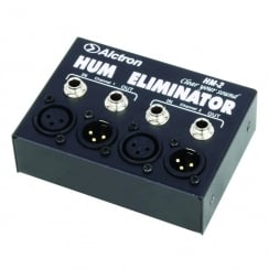 Alctron Hum Eliminator and D.I. Box