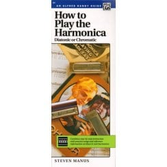 Alfred Music Alfred Handy Guide How To Play The Harmonica