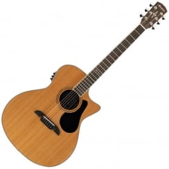 Alvarez AG75CE Electro Acoustic Guitar | Natural