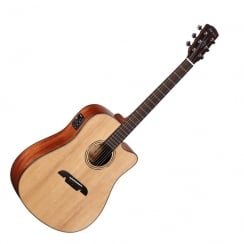 Alvarez MD60CE Electro Acoustic Guitar | Natural