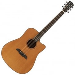 Alvarez MD65CE Dreadnought Electro Acoustic | Natural