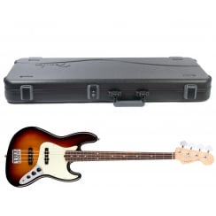 Fender American Pro Jazz Bass | Rosewood Fingerboard | 3-Color Sunburst