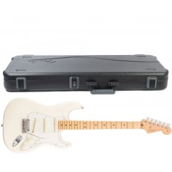 Fender American Pro Stratocaster | Maple Fingerboard | Olympic White