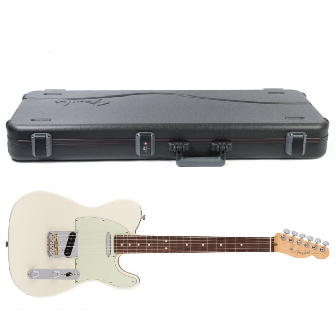 American Pro Telecaster | Rosewood Fingerboard | Olympic White