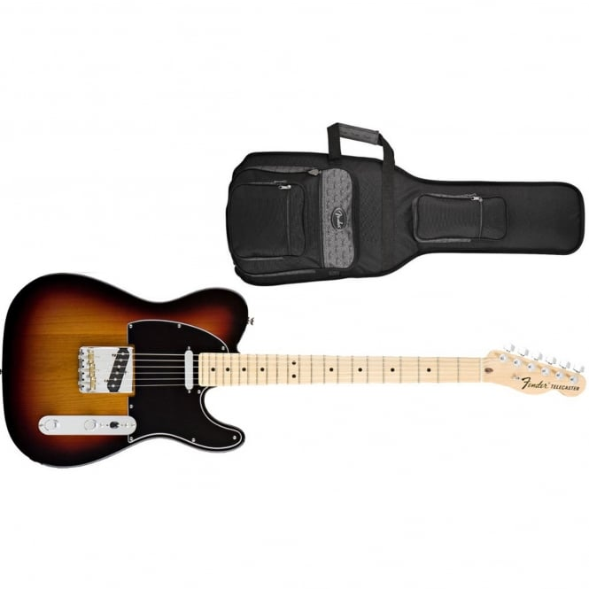 American Special Telecaster | Maple Fingerboard | 3-Color Sunburst | LAST REMAINING DISPLAY STOCK