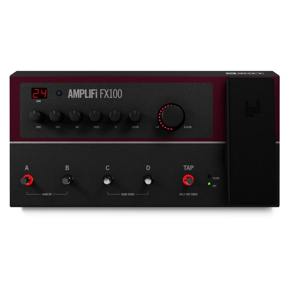 line 6 amplifi fx100 multi effects from rimmers music. Black Bedroom Furniture Sets. Home Design Ideas