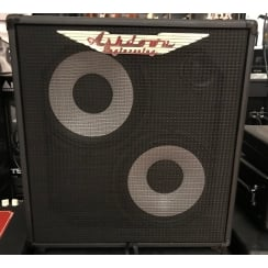 "Ashdown Rootmaster 300w 2 x 10"" Bass Cabinet - 8 Ohm with Tweeter 