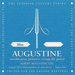 Augustine Blue Label E (High) String | 77101