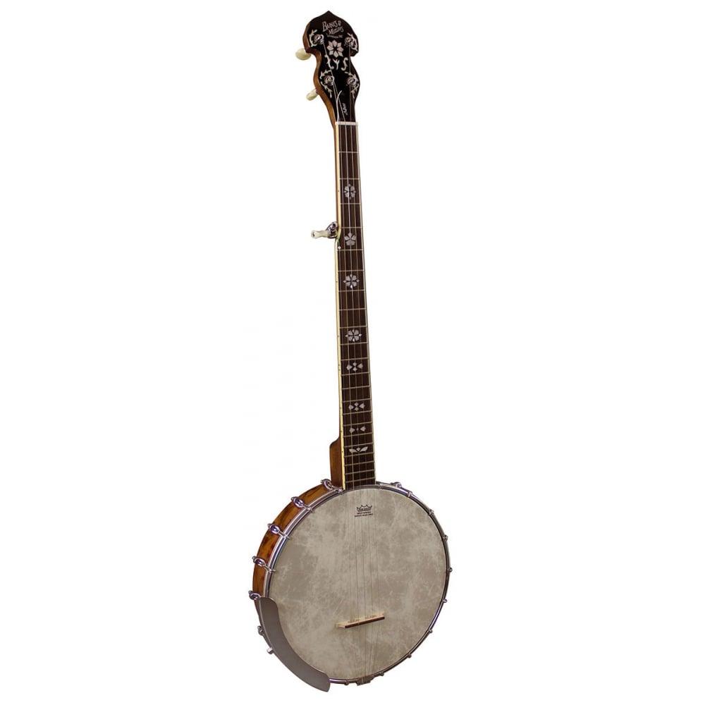 Barnes and Mullins Banjo 'Albert' Open Back 5 String | BJ350G