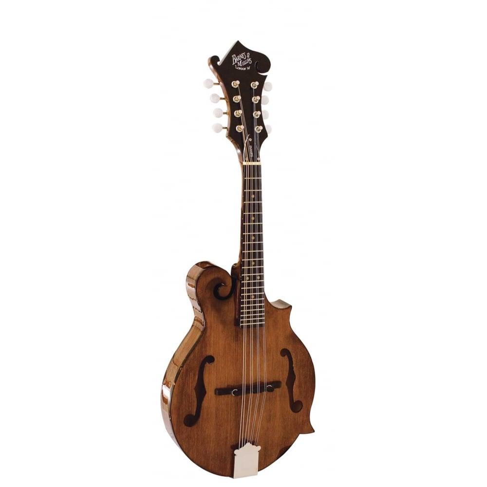 Barnes and Mullins Mandolin - Salvino Model | BM650