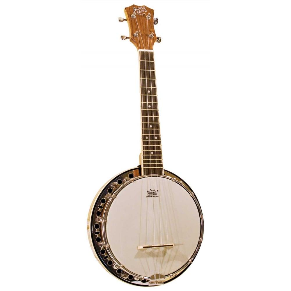 Barnes & Mullins UBJ1 Banjo Ukulele | Banjolele