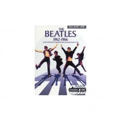 Northern Songs Beatles 1962-1966 Play Guitar With Book & 4 CDs