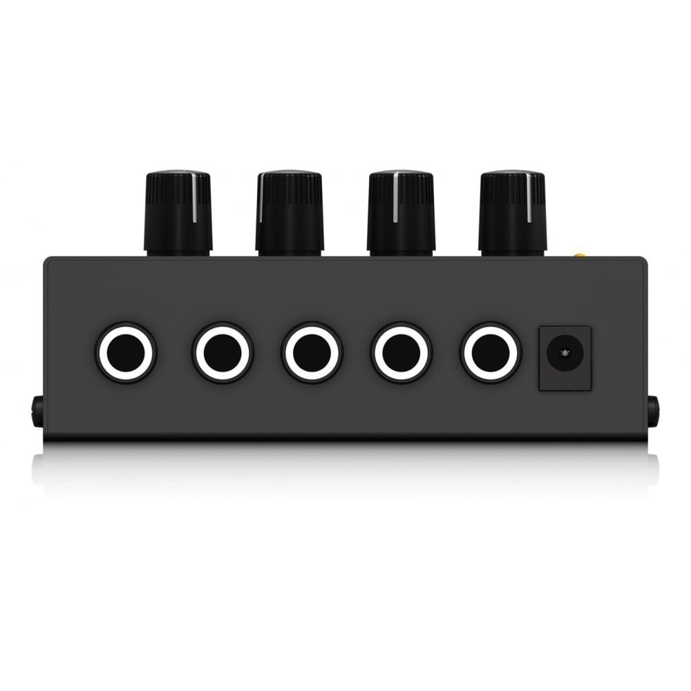 behringer ha400 micro amp headphone amplifier from rimmers music. Black Bedroom Furniture Sets. Home Design Ideas