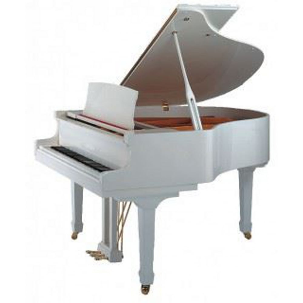 Bentley Baby Grand GP148 White from Rimmers Music
