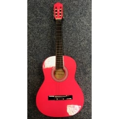 Berkeley RBC3 Pink 3/4 Size Classical Guitar | Used