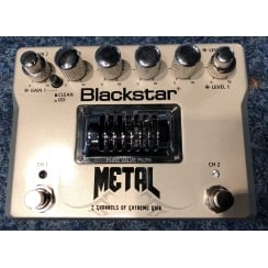 Blackstar HT-Metal Pedal | Ex Display