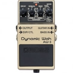 Boss AW3 | Dynamic Wah | Guitar Effects Pedal