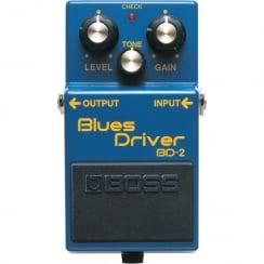 Boss BD2 | Blues Driver | Guitar Effects Pedal